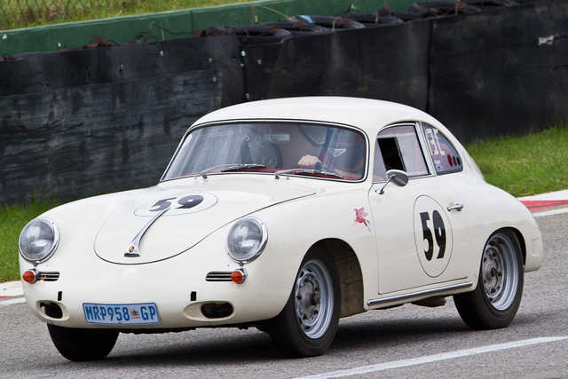Giving your 356 identity