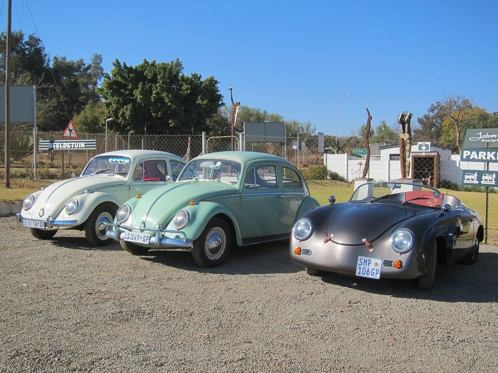 Jacaranda Beetle Club Run