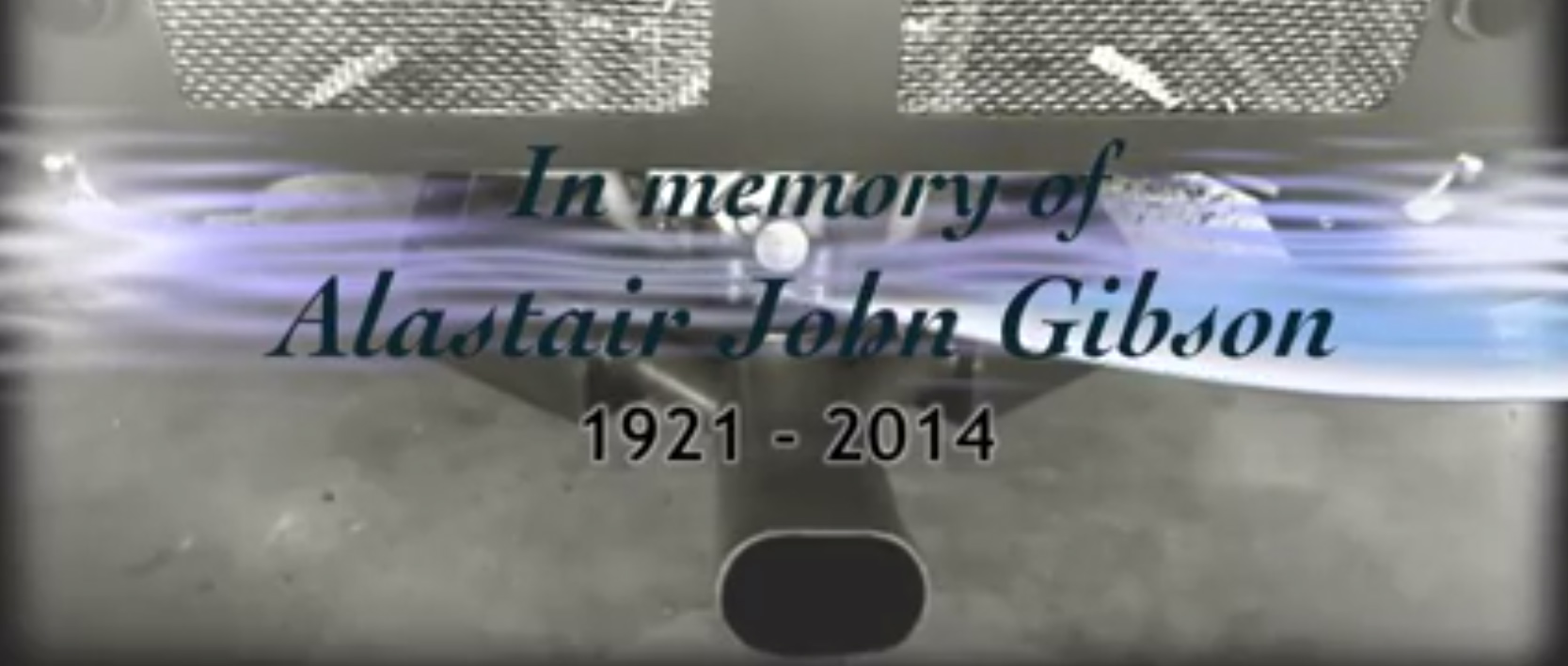 In Memory of Al Gibson