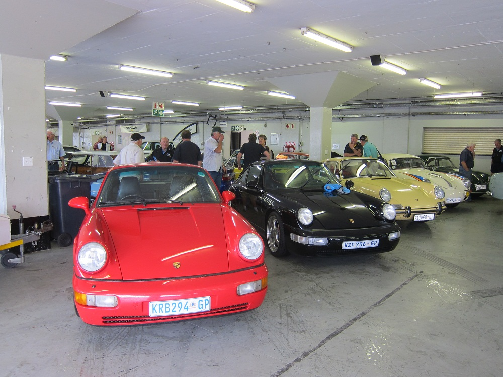 Open Track Day Kyalami