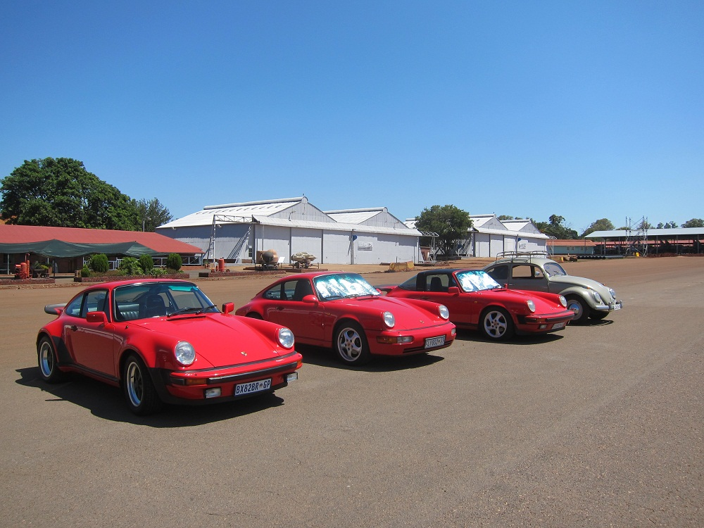 356 Owners Group Breakfast run (Swartkops Airbase)